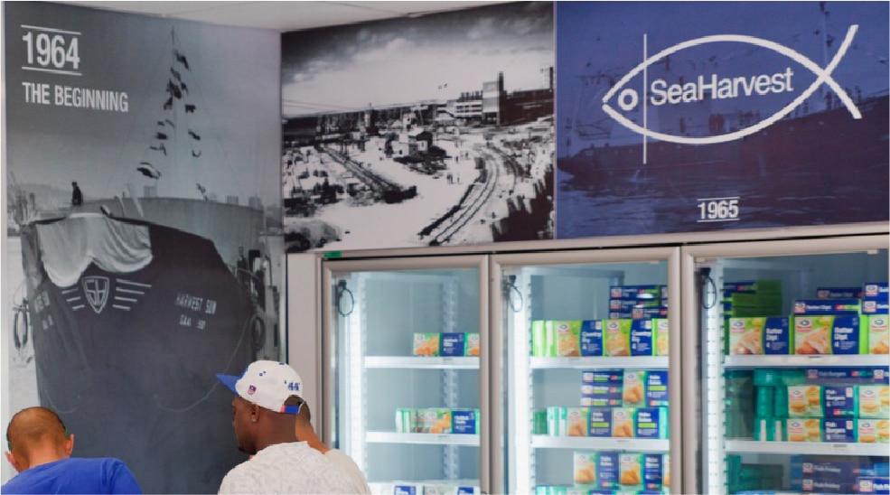 sea harvest factory shop