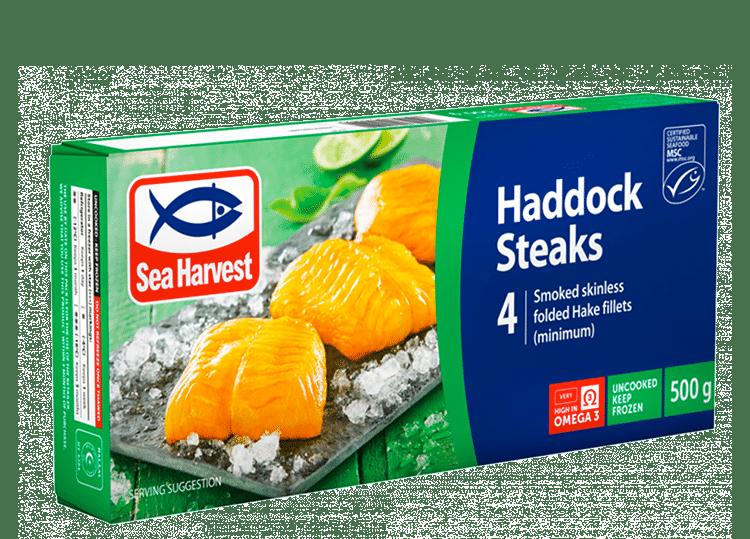 sea harvest haddock steaks
