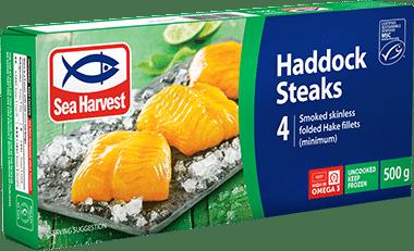 haddock steaks