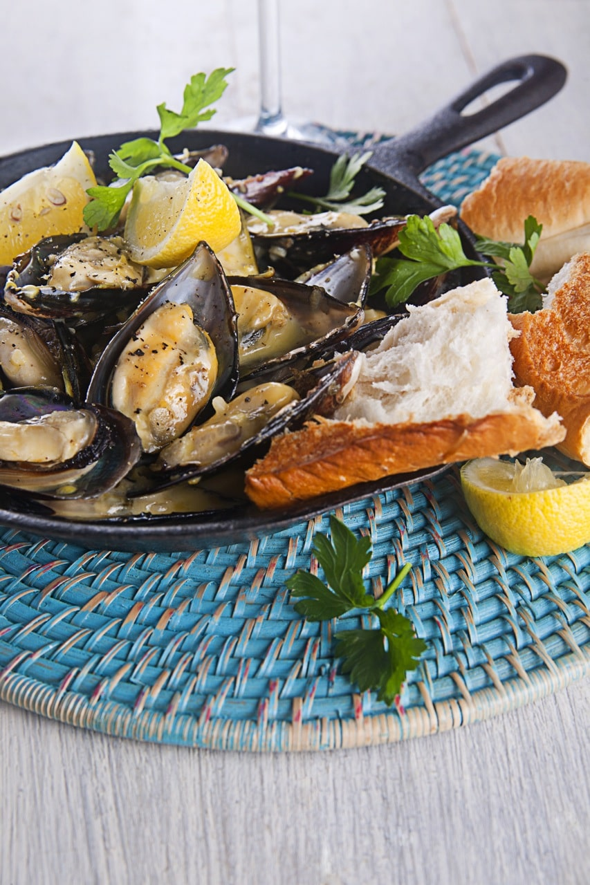 mussles-in-creamy-sauce